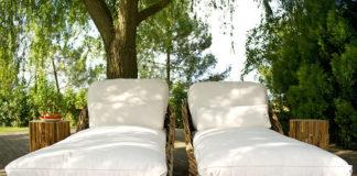 Rodzaje leżaków ogrodowych