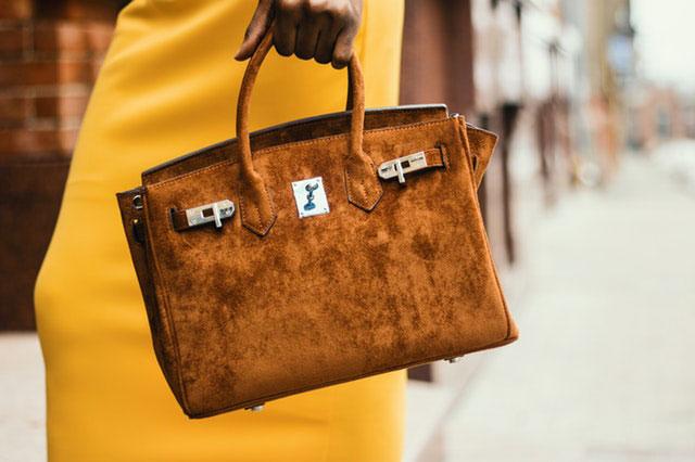 Luksusowa torebka wizytówką kobiety