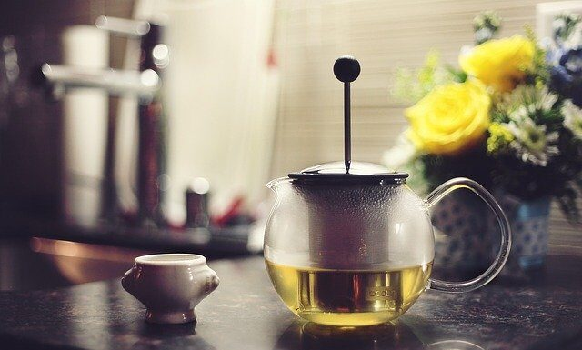 zielona herbata - czy warto ją pić?