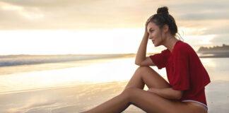 Gładka skóra nóg i okolic bikini