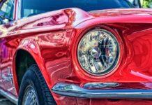 rysy na lakierze samochodu