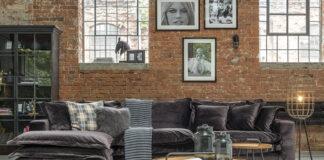 elementy stylu loftowego